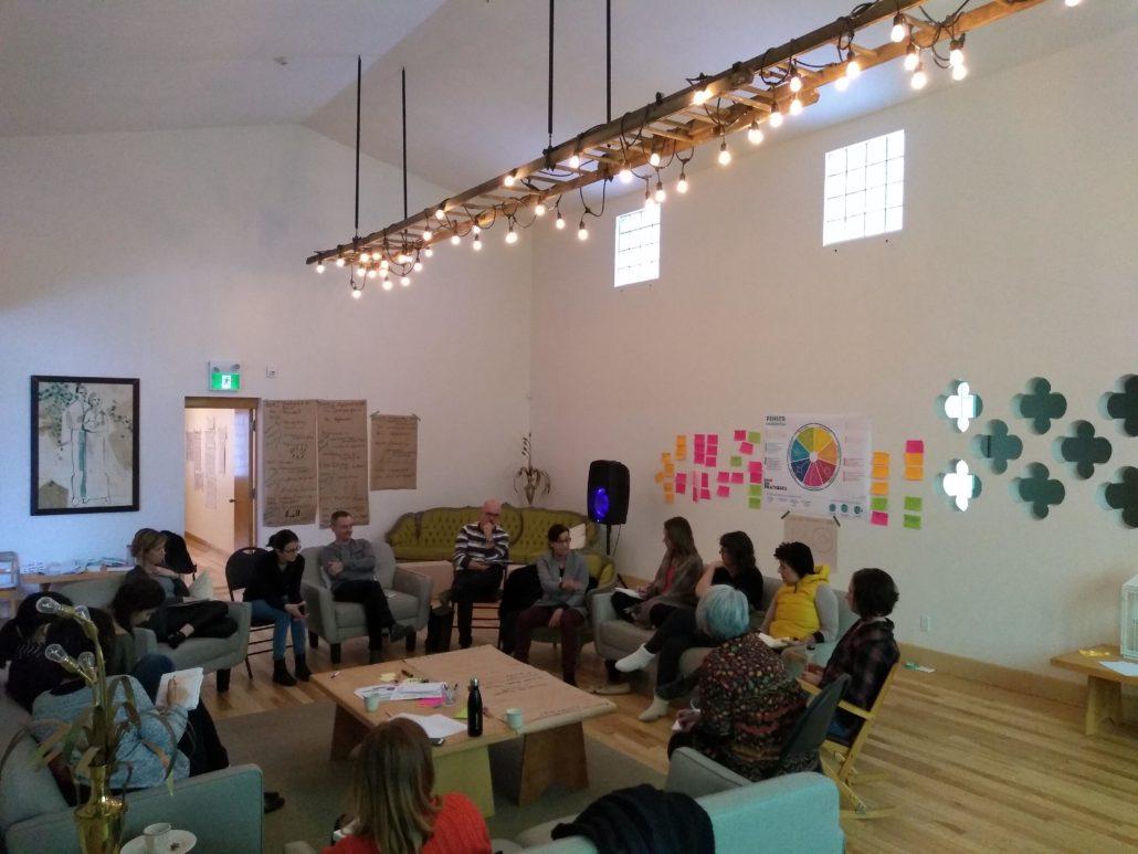Leadership horizontal: un camp pour les organisations (reporté, en attente de directives de la santé publique)