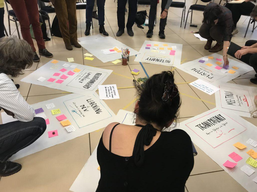 Journée de pratiques vers plus d'horizontalité – Toulouse, France (français)