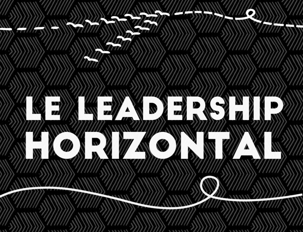 Leadership horizontal – 3 ateliers en ligne (français)