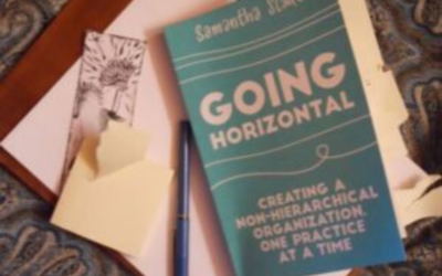 Going Horizontal: Written for Workplaces, Perfect for Activists