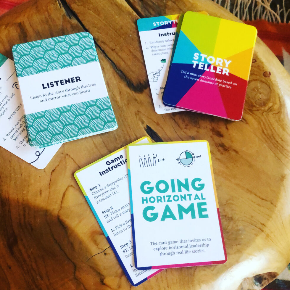 Going Horizontal Game – Free Event